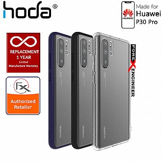 HODA ROUGH Military Case for Huawei P30 Pro - Military Drop Protection - Dark Blue