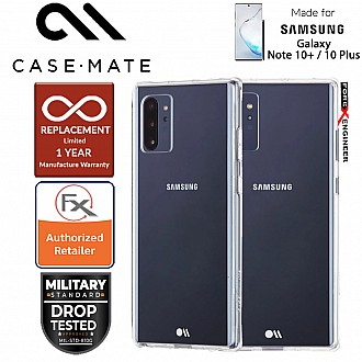Case Mate Tough for Samsung Galaxy Note 10+ / Note 10 Plus - Clear