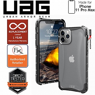 UAG Plyo for iPhone 11 Pro  Max - Feather-Light Rugged & Military Drop Tested- Ice