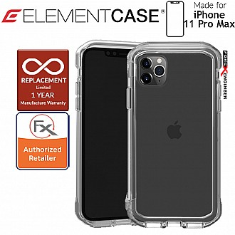 Element Case Rail for iPhone 11 Pro Max (Clear/Clear)