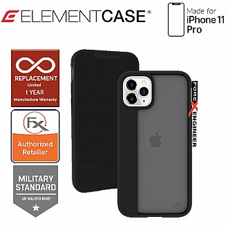 Element Case Illusion for iPhone 11 Pro - Black