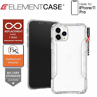 Element Case Rally for iPhone 11 Pro - Clear