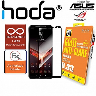 Hoda Anti-Glare Tempered Glass for ASUS ROG 2 / ASUS ROG Phone 2 ( ZS660KL ) - 2.5D 0.33mm Screen Protector