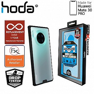 Hoda Rough Military Standard for Huawei Mate 30 Pro - Black