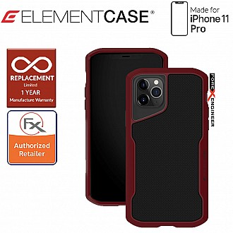 Element Case Shadow for iPhone 11 Pro - Oxblood Color