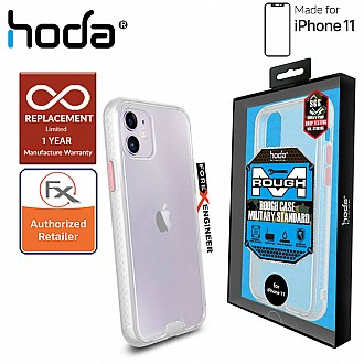 HODA ROUGH Military Case for iPhone 11 - Military Drop Protection - Matte Color ( Barcode: 4713381514825 )