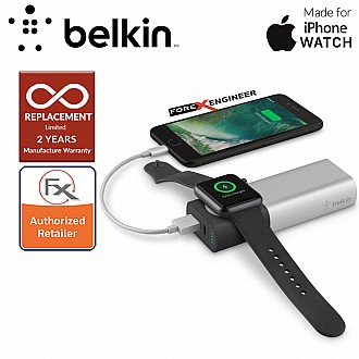 Belkin Valet Charger™ Power Pack 6700 mAh for Apple Watch and iPhone ( Barcode: 745883717217 )