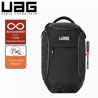 """UAG The Standard Issue 24 Liter backpack - Fit 16"""" Laptop and Weather resistant materials - Black Midnight Camo Color ( Barcode : 812451033526 )"""