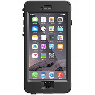 Lifeproof Nuud for iphone 6 PLUS (black color) - NOT COMPATIBLE with iphone 6S PLUS
