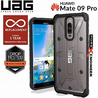 UAG Plasma for Huawei Mate 9 Pro - Feather-Light Rugged Military Drop Tested - Ice color