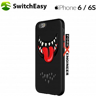 SwitchEasy Monsters for iPhone6 / 6s - Black