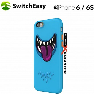 SwitchEasy Monsters for iPhone6 / 6s - Blue