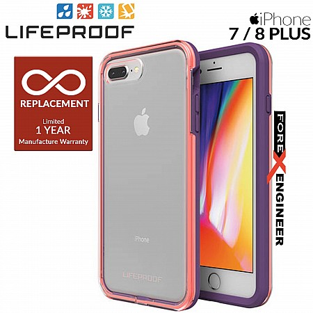 LifeProof Slam for iPhone 8 Plus / iPhone 7 Plus - Free Flow (CLEARANCE - NO WARRANTY)