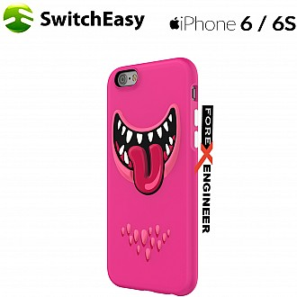 SwitchEasy Monsters for iPhone6 / 6s - Pink