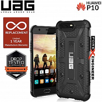 UAG Plasma for Huawei P10 - Feather-Light Rugged Military Drop Tested - Ash color