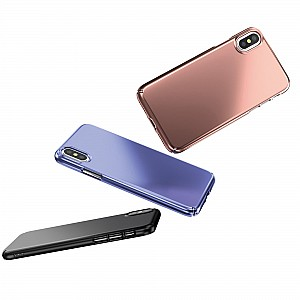 Caudabe Lucid Clear for iPhone X / Xs - Stardust