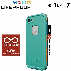 Lifeproof Fre Waterproof, Shock-proof, Dirt-proof Case for iPhone 7 - Sunset Bay Teal (clearance - no warranty)