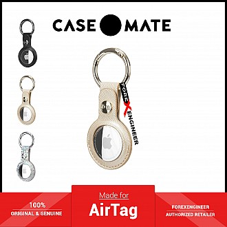 Case-Mate AirTag Clip Ring Case - Gold (Barcode: 840171705287 )