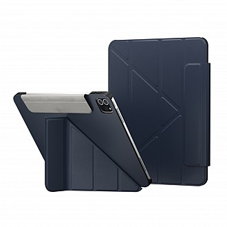 """SwitchEasy Origami for iPad Pro 11"""" / Air 10.9"""" ( 2021 - 2018 ) M1 Chip - Midnight Blue (Barcode: 4895241101069 )"""