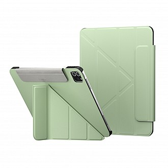 """SwitchEasy Origami for iPad Pro 11"""" / Air 10.9"""" ( 2021 - 2018 ) M1 Chip - Spring Green (Barcode: 4895241101052 )"""