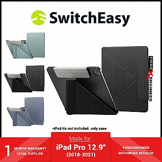 """SwitchEasy Origami for iPad Pro 12.9"""" ( 2021 - 2018 ) M1 Chip - Black (Barcode: 4895241100772 )"""