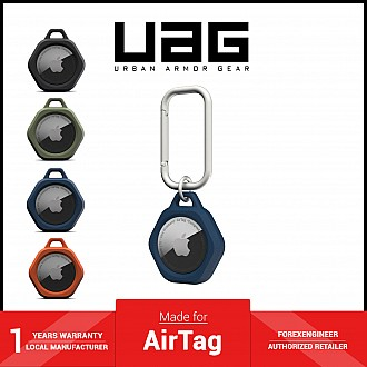UAG Scout for AirTag Case - Impact Resistance - Mallard (Barcode: 810070366223 )