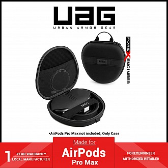 UAG Ration Case for AirPods Pro Max - Black (Barcode: 810070361204 )