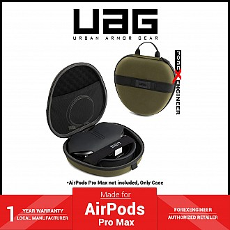 UAG Ration Case for AirPods Pro Max - Olive  (Barcode: 810070361211 )