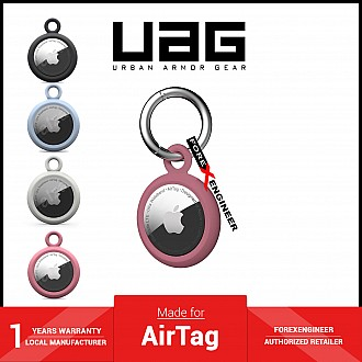 UAG [U] Dot Keychain for AirTag Case - Dusty Rose (Barcode: 810070366285 )