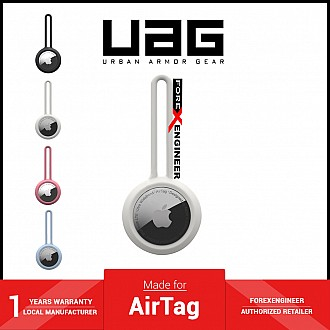 UAG [U] Dot Loop for AirTag Case - Marshmallow (Barcode: 810070366315 )