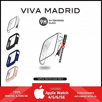 VIVA MADRID Fino Case for Apple Watch Series SE / 6 / 5 / 4 ( 44mm ) - Clear (Barcode: 8886461238440 )