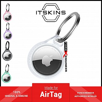 ITSKINS Frost Air for AirTag Case - Clear (Barcode: 4894465730789 )