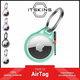 ITSKINS Frost Air for AirTag Case - Green (Barcode: 4894465167271 )