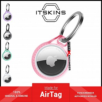 ITSKINS Frost Air for AirTag Case - Pink (Barcode: 4894465289966 )