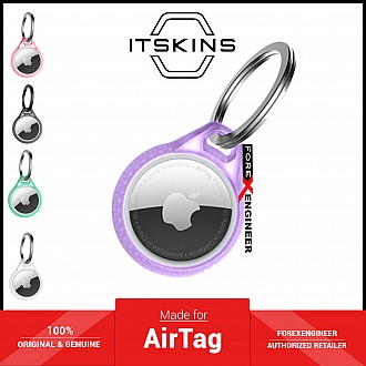 ITSKINS Frost Air for AirTag Case - Purple (Barcode: 4894465581660 )