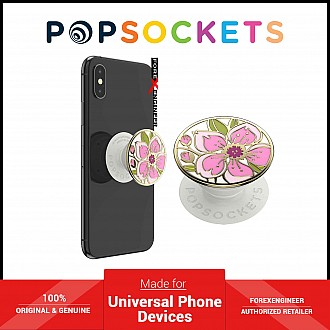 PopSockets Swappable PopGrip Enamel Cherry Blossom ( Barcode : 842978175065 )