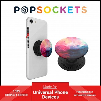 PopSockets Swappable PopGrip Graphics Cascade Water ( Barcode : 842978133775 )