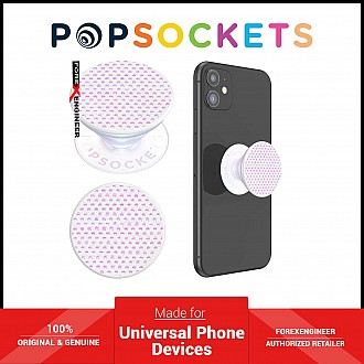 PopSockets Swappable PopGrip Premium Mesh Iridescent ( Barcode : 840173704790 )