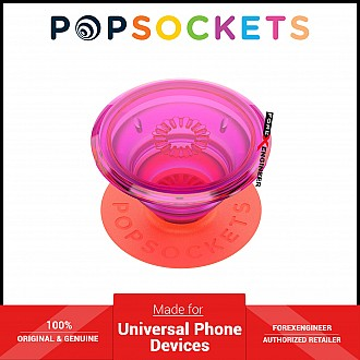 PopSockets Swappable Popgrip Premium - Neon Glow Electric Sunrise ( Barcode : 842978185712 )