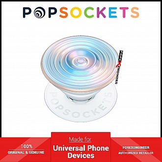 PopSockets Swappable Popgrip Premium - Ripple Opalesce Blue ( Barcode : 842978183831 )