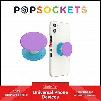 PopSockets Swappable PopGrip Pastel Brights Color - Block Lavender ( Barcode : 840173706831 )