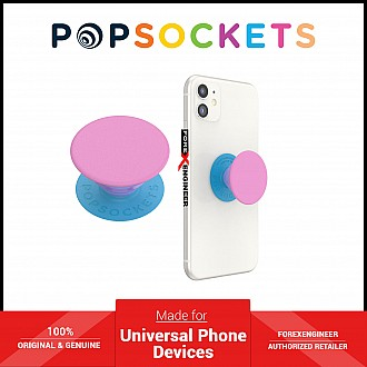 PopSockets Swappable PopGrip Pastel Brights Color - Block Pink ( Barcode : 840173706855 )