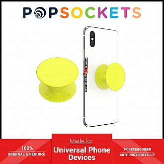 PopSockets Swappable PopGrip - Neon Joly Yellow ( Barcode : 842978167206 )