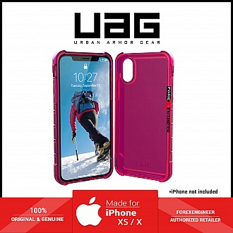 UAG Plyo for iPhone Xs / X - Pink (Barcode: 852524008990 )