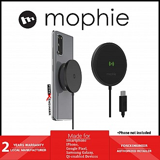 Mophie Snap+ Wireless Charger - 15W for Qi-enabled and MagSafe Compatible ( Barcode: 840056140080 )