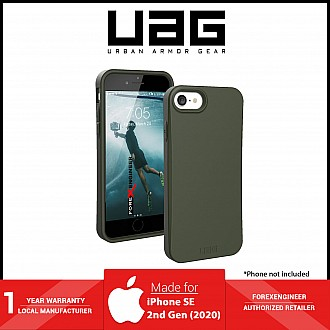 UAG Outback for iPhone SE ( 2020 ) - Olive (Barcode: 812451034622 )