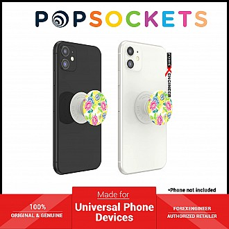 PopSockets PopGrip Swappable - Heritage Rose White (Barcode: 840173705971 )