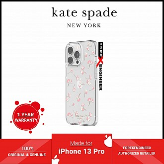 Kate Spade New York Protective Hardshell Case for iPhone 13 Pro 5G (Barcode: 191058145499 )