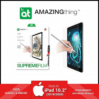 """AMAZINGTHING Paperlike Texture Film for iPad 10.2"""" (2020) / 10.2 inch 7th Gen ( 2019 ) - Paper Texture Screen Protector 0.2mm - Matte (Barcode: 4892878062329 )"""