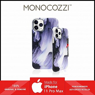 Monocozzi Pattern Lab for iPhone 11 Pro Max - Watery (Barcode: 4895199105676)
